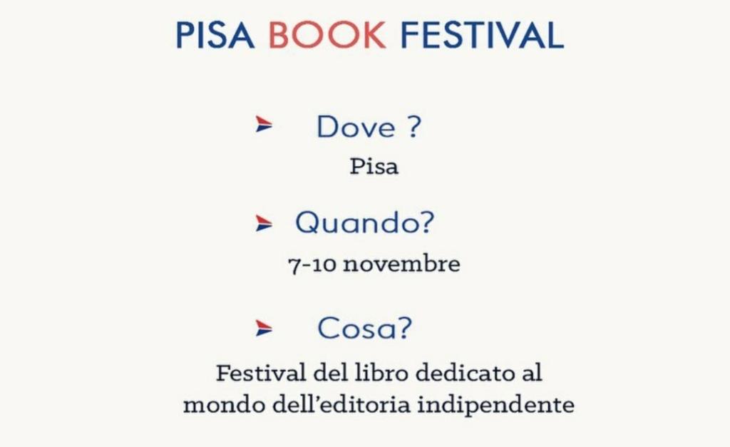 Locandina EdiLab Pisa Book Festival 2019 libri casa editrice digitale books