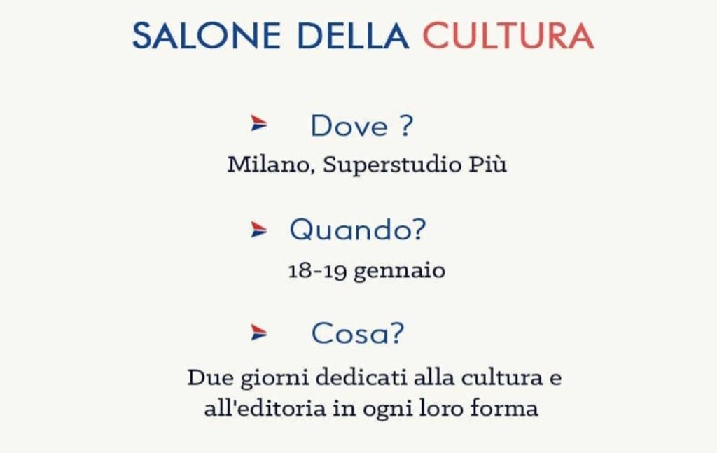 Locandina EdiLab Salone della cultura 2020 Milano libri casa editrice digitale books