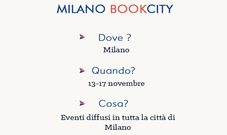 Locandina EdiLab Milano Bookcity 2019 libri casa editrice digitale books