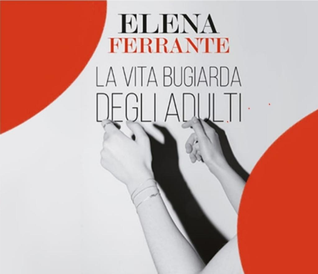 Copertina EdiLab La vita bugiarda degli adulti Elena Ferrante libri casa editrice digitale books e/o edizioni